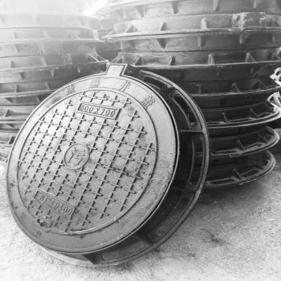 球墨铸铁井盖的详细讲解